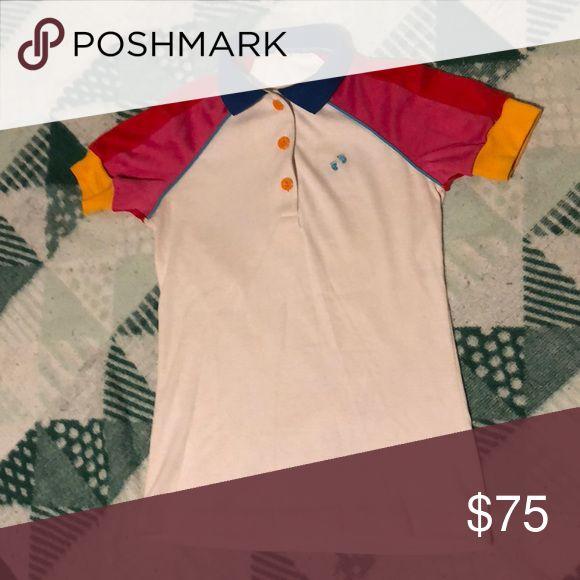 Vintage Rare 1980's Hang Ten shirt! Vintage,  Rare, extremely RARE in this condition! 1980's Hang ten shirt Hang Ten Tops Tees - Short Sleeve