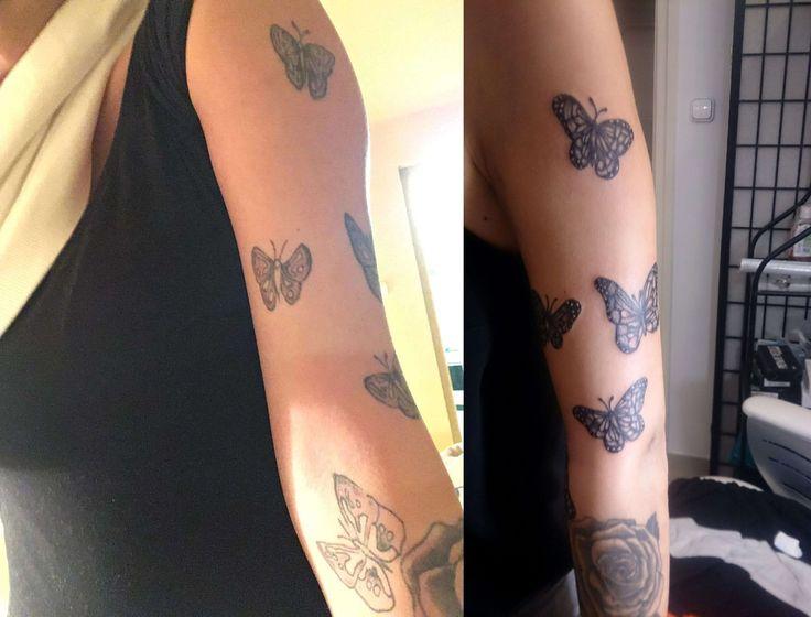 pillangók javítás