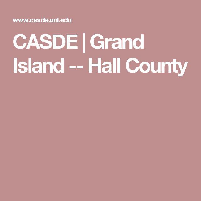 CASDE | Grand Island -- Hall County