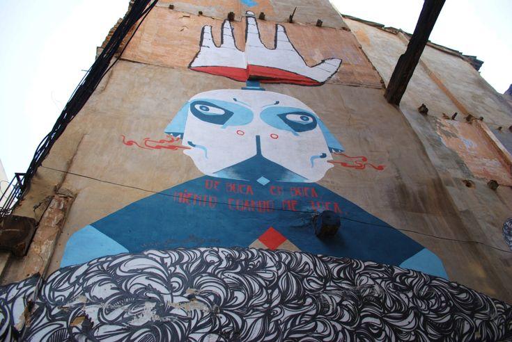Street Art a Valencia 12 | Artribune