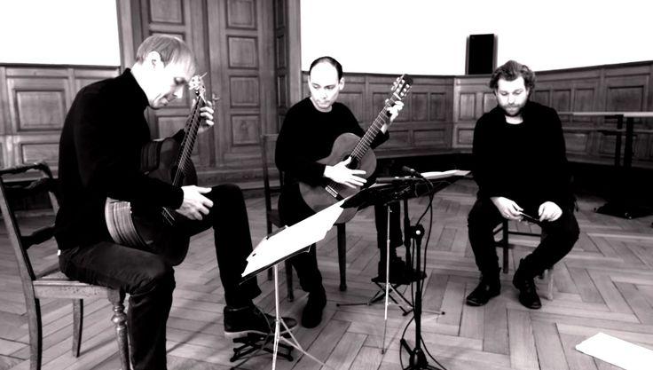Franz Schubert - Winterreise, Gute Nacht - Julian Prégardien / Guitar Du...