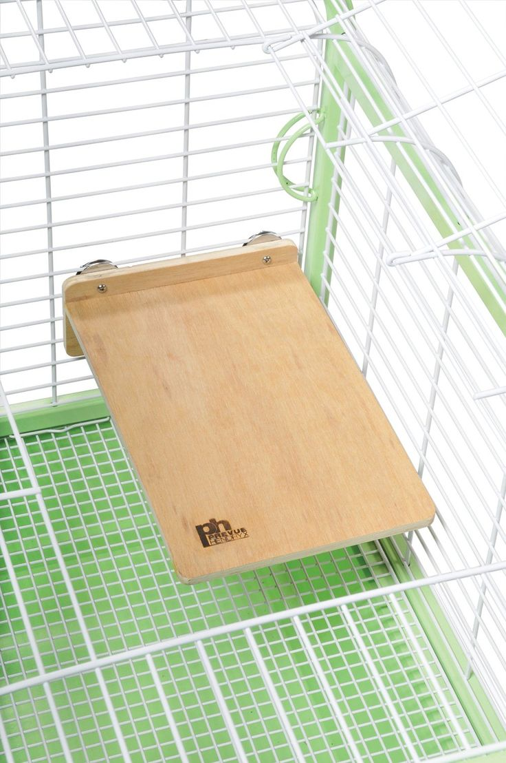 Amazon com prevue pet products 3201 large wood platform for small animal cages