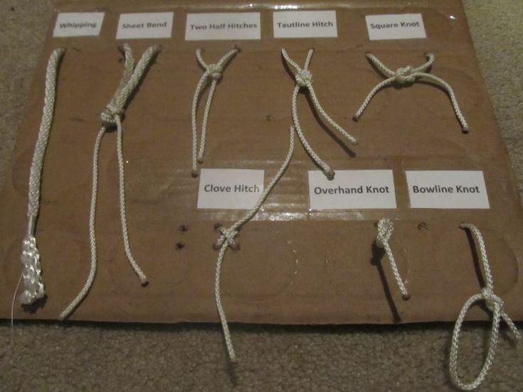 Google Image Result for http://cubscoutcrafts.com/wp-content/uploads/2012/02/knot-tying-board-tied.jpg