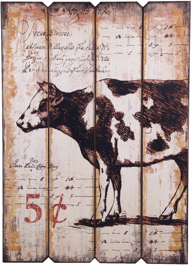 Cow Wall Art 32 best artsy cows images on pinterest | cow art, cow painting and