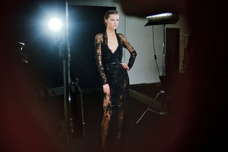 Elie Saab _Scenes from the couture fashion week photo diary of Schohaja.| NYTimes.com