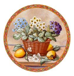 Mediterranean Florals