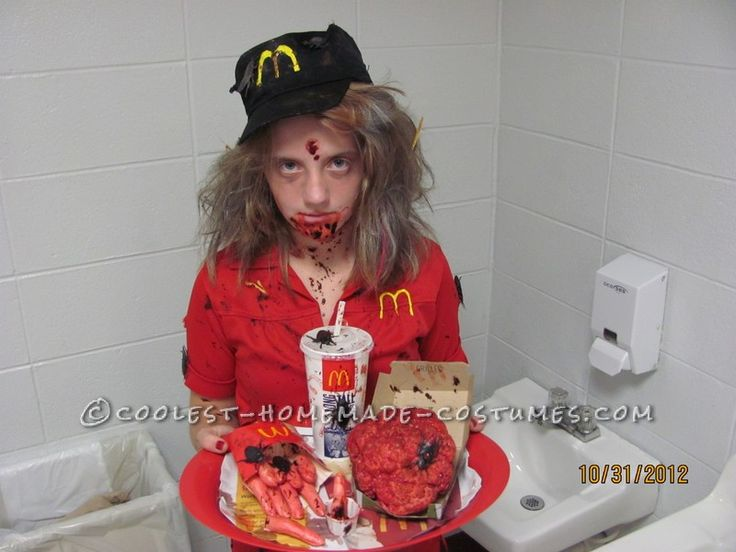 126 best Zombie Costume Ideas images on Pinterest | Zombie ...