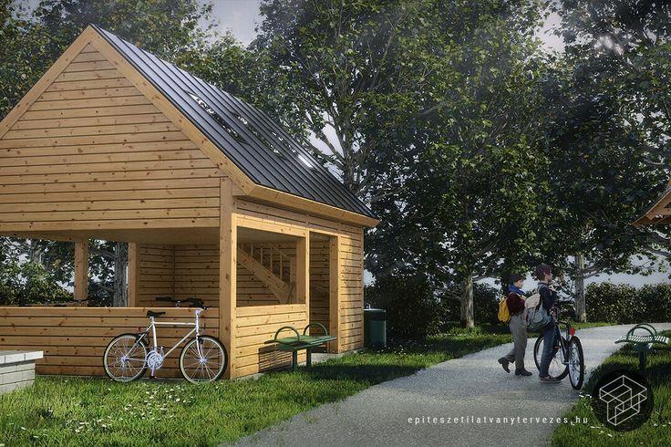 Építészeti 3d látványtervezés - Architectural 3d rendering