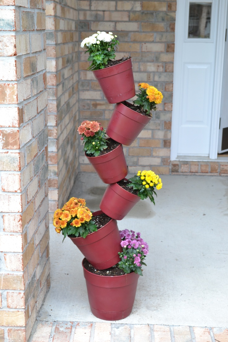 my topsy turvy flower pot things i have made pinterest. Black Bedroom Furniture Sets. Home Design Ideas