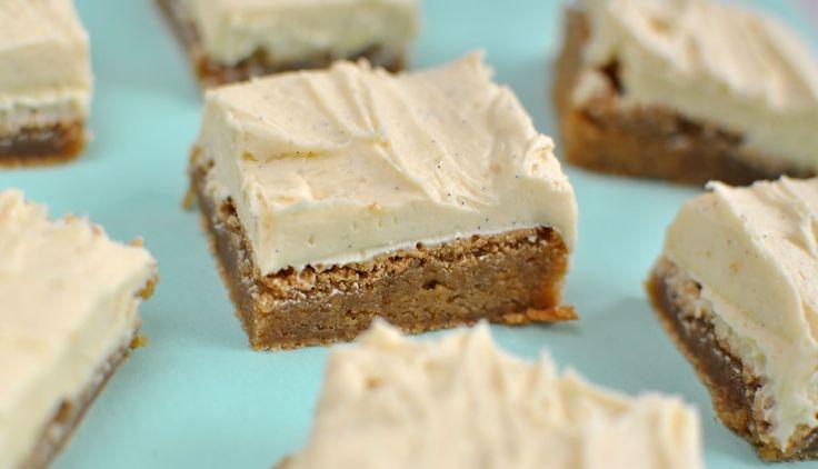 Vanilla Fudge Slice