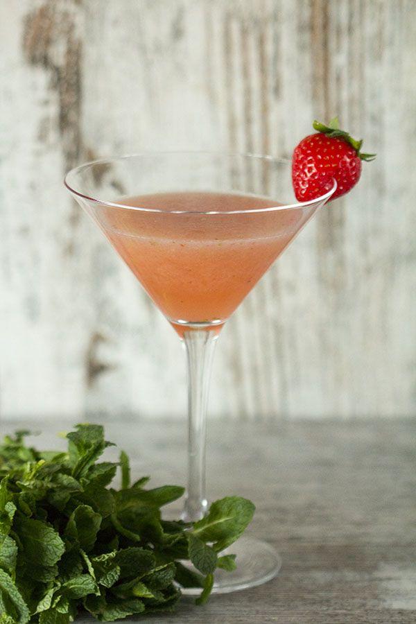 Néctar de fresas y manzanas. Néctar frutas thermomix TMX