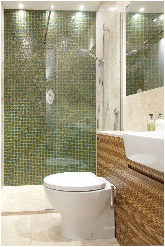 travertine bathroom modern with mosaic Google