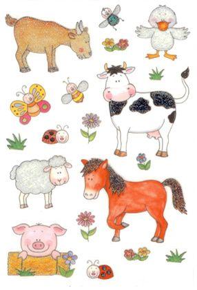 animales de granja ANIMADOS PARA NIVEL INICIAL - Buscar con Google