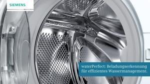 Siemens iQ300 WM14E425 Waschmaschine im Test 2014
