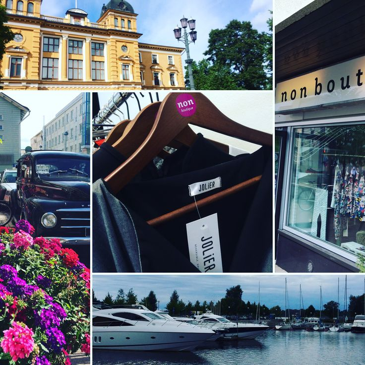 A few images from yesterdays visit to the beautiful Oulu, the most populous city in Northern Finland and its lovely Non Boutique 😊 Back to the office campaigns starting ➡️ New JOLIER restock arriving soon!! Remaining stock available with -20% discount since the clothes were used on the catwalk at the fashion show during the Oulu music festival. -As good as new though 😉 Be quick to get your favourite JOLIER rarely available with a discount!! #visitfinland #jolier