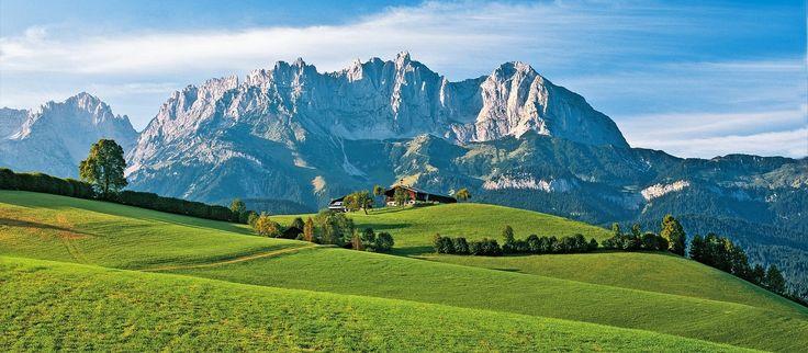 Wilder Kaiser region in Tyrol - Ellmau, Going, Scheffau, Söll