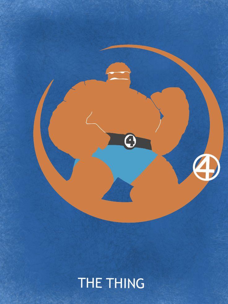 The Thing Poster by Mr-Saxon.deviantart.com on @deviantART