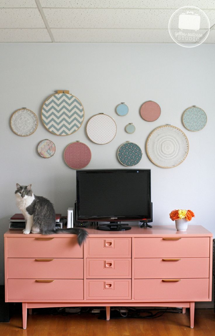 Coral Painted Rooms Best 20 Coral Painted Dressers Ideas On Pinterest Coral Painted