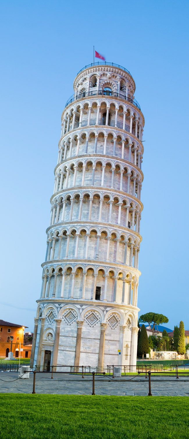 Rome, Italie-this is not Rome it's Pisa North of Rome!