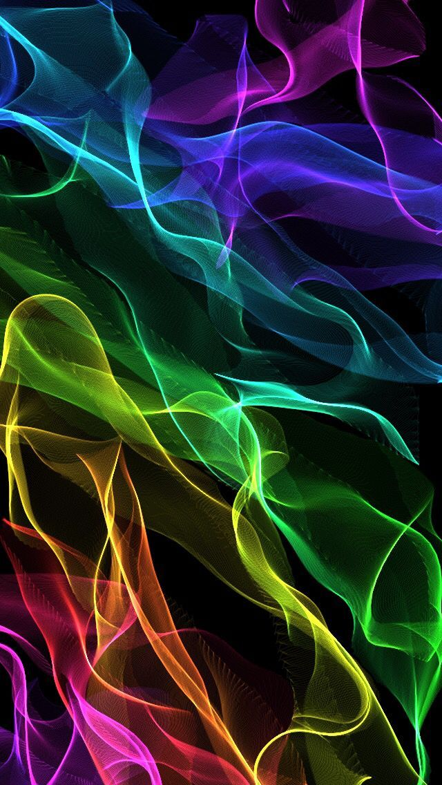 #Abstract #Colorful iPhone wallpaper