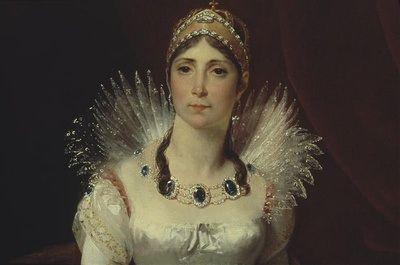 Josephine, Riesener, 1806. Photo: Châteaux de Malmaison et Bois-Préau, Malmaison France.