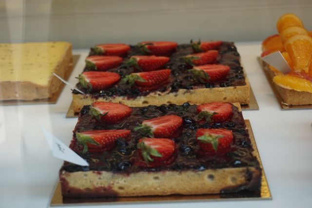 food eaten on bastille day in france