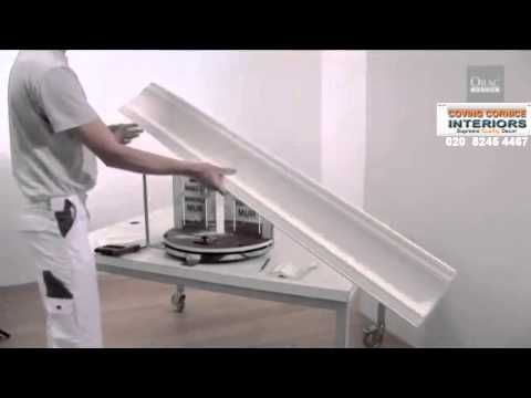 Drywall Documentary  'Mixing Texture Powder Mud' for Fixing Cornice, Coving, Adhesion - http://thediyguru.com/?p=294474