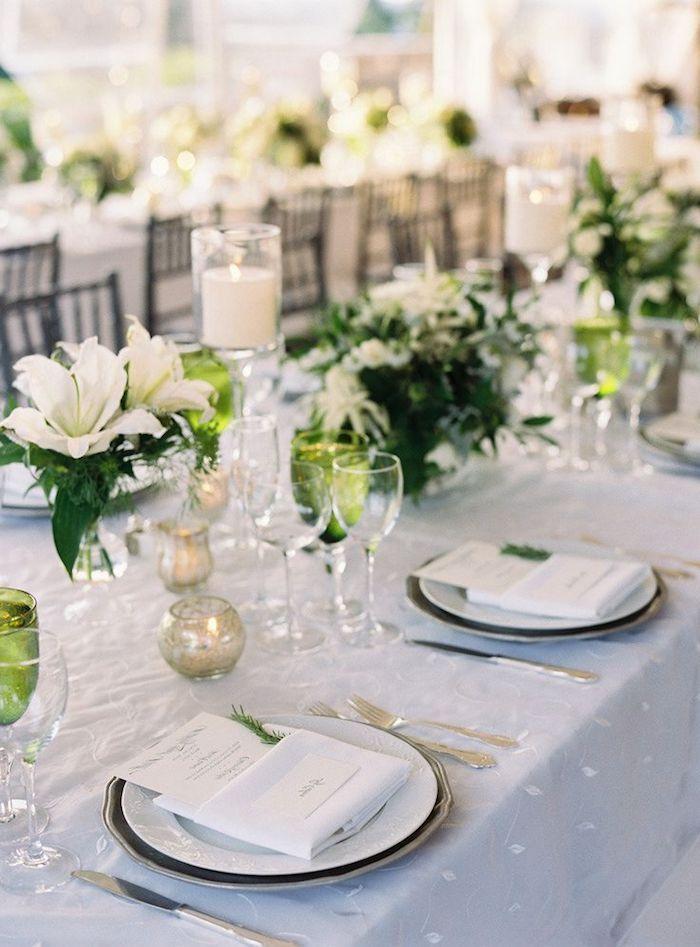 Pin Auf Hochzeit Tischdekorartion