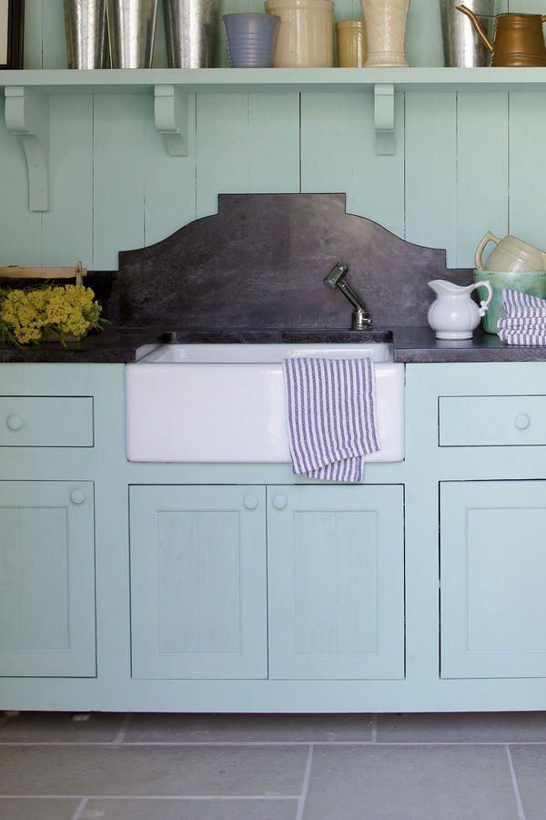 Ranch Style Sink : ... My love of Sinks on Pinterest Soapstone, Vintage sink and Farms