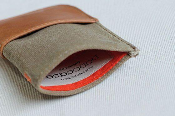 Dodocase, handmade sleeves for mobile dev's