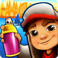 Subway Surfers 1.77.0 APK  MOD APK Unlimited Shopping  arcade games