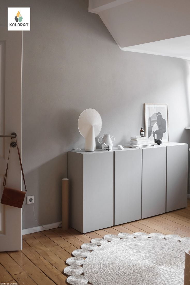Ikea Ivar Schrank Lackieren Mit Lack Von Www Kolorat De So