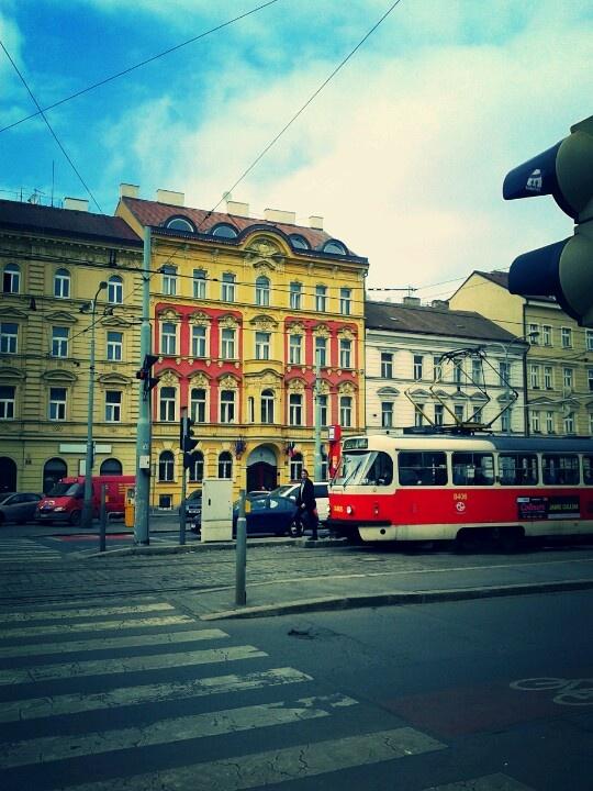 Prague street