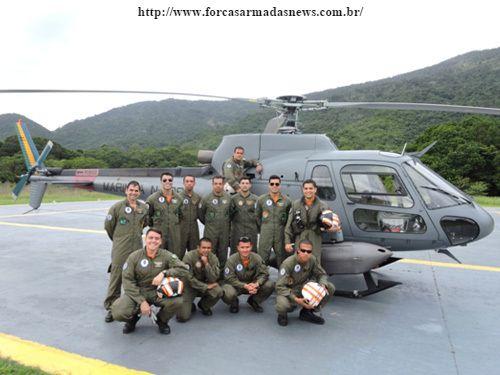 1º Esquadrão de Helicópteros da Marinha realiza campanha de tiro no RJ - Forças Armadas I Marinha I Exército I Aeronáutica I Defesa Nacional