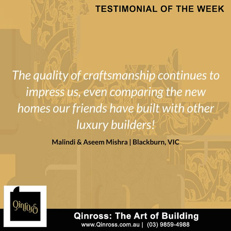 We are so happy whenever our clients are impressed by our work! Here's a testimonial from Malindi & Aseem Mishra of Blackburn, VIC! Thank you! If you want to see other testimonials from our clients, visit our feedback page: http://bit.ly/211vp1R