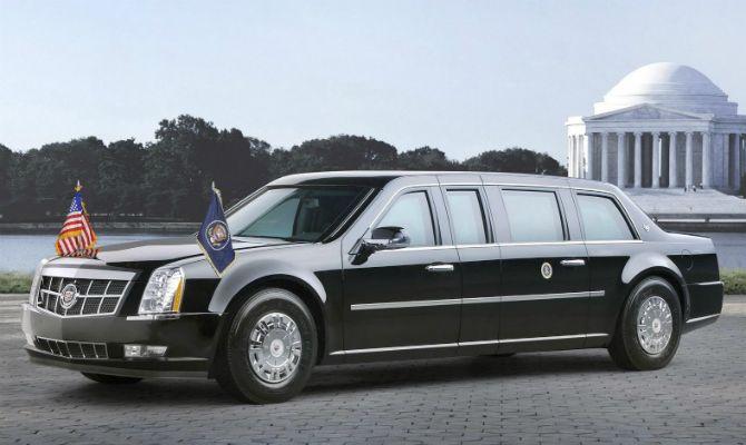 Barack Obama terá nova limusine