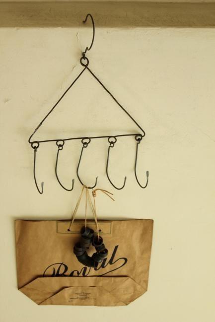 Iron Hook Hanger - 5 | IRRE