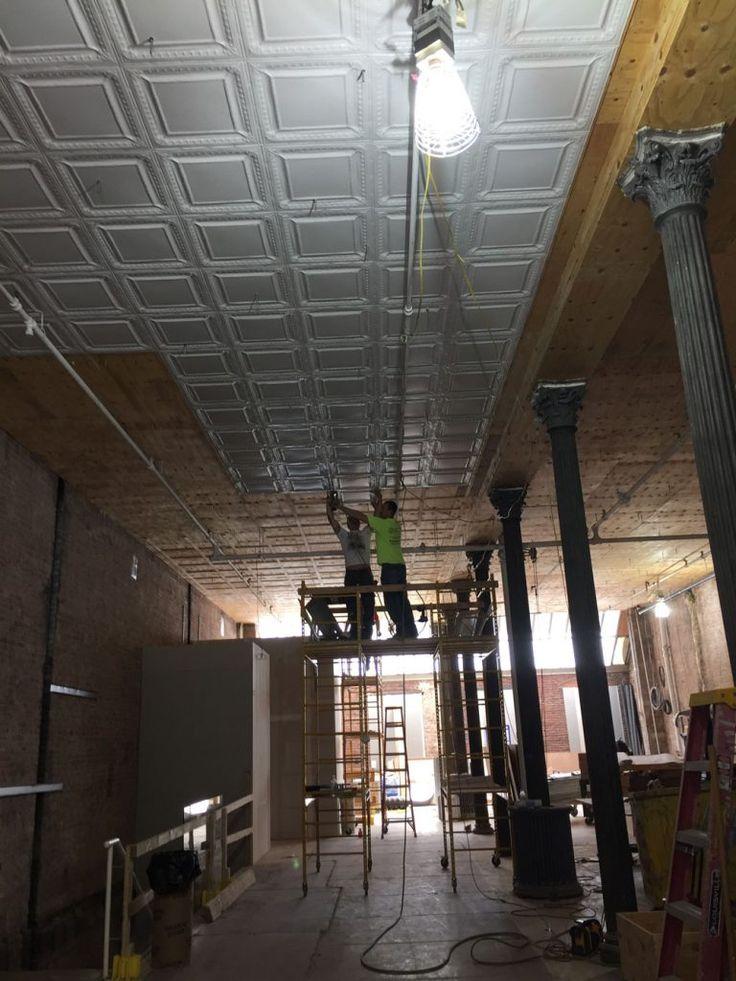 Ceiling Tile Design Project Pictures Decorative