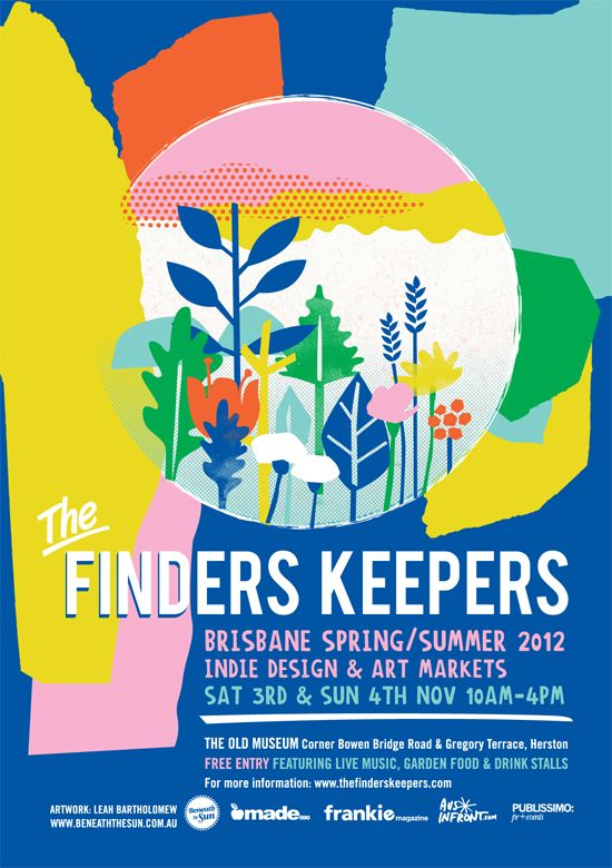 The Finders Keepers SS12 Brisbane Markets - Leah Bartholomew from Beneath The Sun