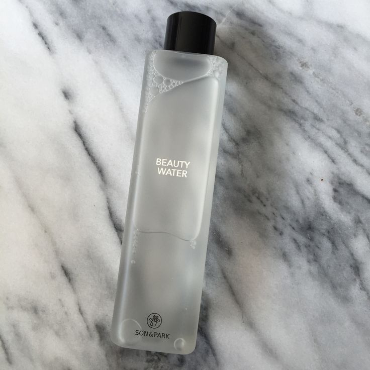 Three cheers for Beauty Water! Gently cleanse, tone, and hydrate with this multi-tasking hero.