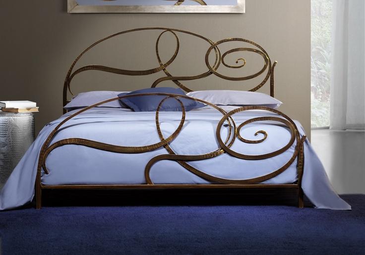 Capriccio di Letti Cosatto #letto #ferro battuto