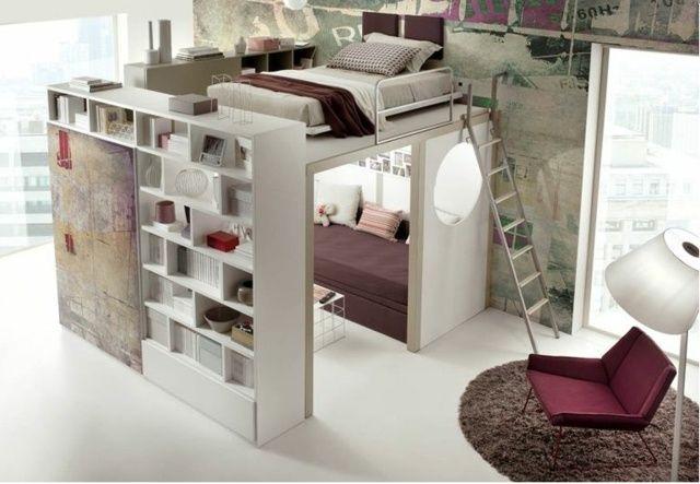 La chambre enfant design par Caroti et Tumidei
