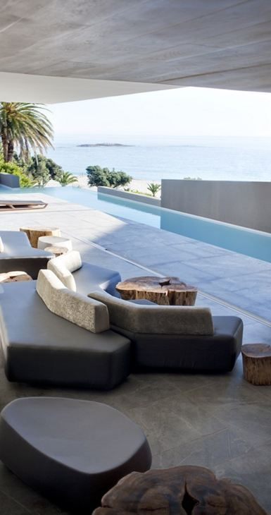 POD Boutique Hotel Città del Capo / South Africa / 2009   by Greg Wright Architects