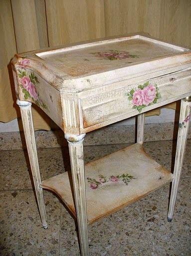 Старая мебель на новый лад. Обсуждение на LiveInternet - Российский Сервис Онлайн-Дневников