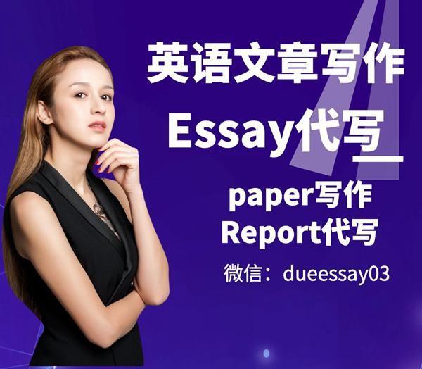 英语论文代写 英语文章代写 essay代写 research paper essay case study