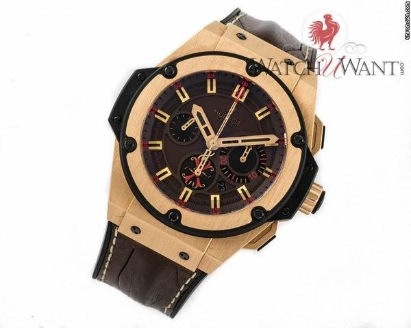 Hublot Big Bang King Power Chronograph Arturo Fuente King Gold 'Cigar Lover's' Special E