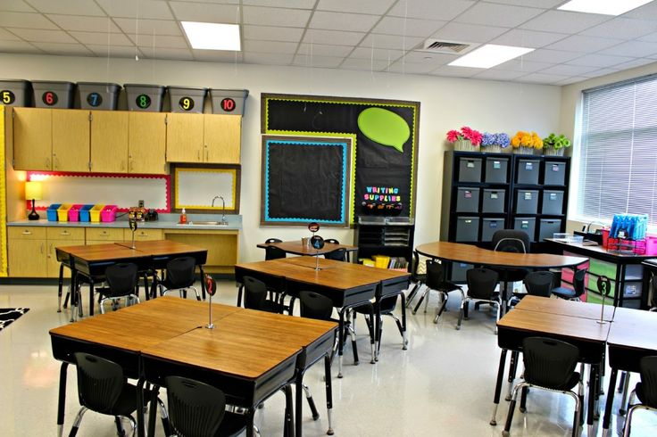 Classroom Design For Grade 8 ~ Best classroom arrangements images on pinterest