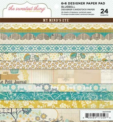 Just arrived at http://www.scrapbookersparadise.com NEW from My Mind's Eye