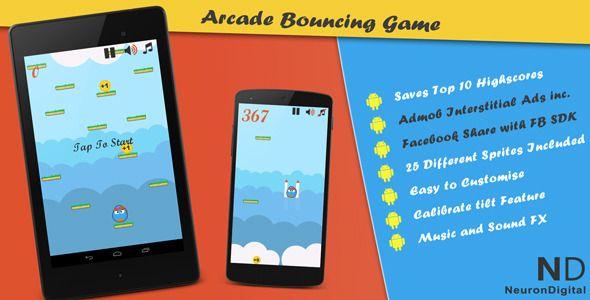 cool Jumper - An Arcade Bouncing Game