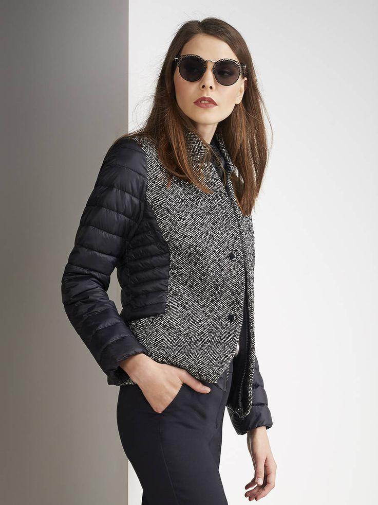 Куртка женская демисезонная цвет мультиколор, Плащевая ткань, артикул 3044120p00090